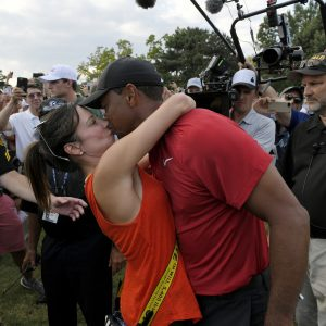 Tiger Woods Wins His 1st Tournament After 5 Years