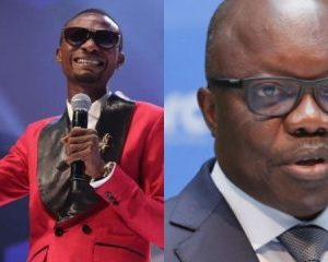 Comedian I Go Dye, Why I Attacked Uduaghan Over His Senatorial Ambition