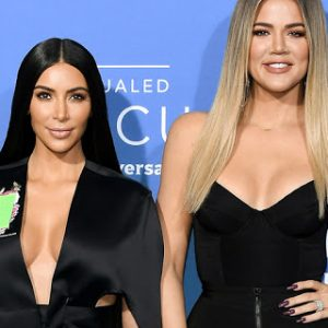 Khloe Kardashian Names Kim As True's Godmother