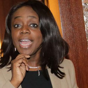 Former Finance Minister Kemi Adeosun Reportedly Leaves Nigeria After Resigning As Finance Minister