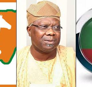 BREAKING: SDP Disowns Omisore's Coalition With APC