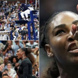 "US Open: Serena Williams Reaction Was ""Pretty Overboad"", Says Jamie Murray"