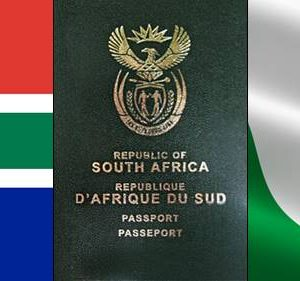 South Africa Waives For Many Countries Excluding Nigeria