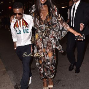 Model / Singer: Naomi Campbell Reacts To Wizkid Relationship Rumour
