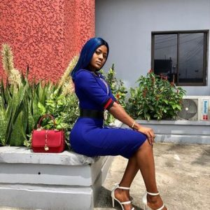 Reality Star, Alex Slays In New Photos Social Media