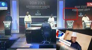 Senator Adeleke Absent At Osun Governorship Debate