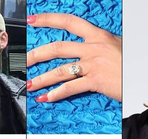 Amber Rose's $150k Engagement Ring From Wiz Khalifa Reportedly Missing