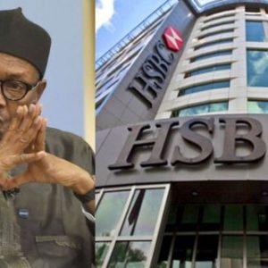 President Buhari Tells HSBC Bank To Return Nigeria's Stolen Assets