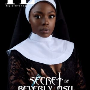 Beverly Osu Covers Latest Edition Of Taylor Live Magazine In Racy…