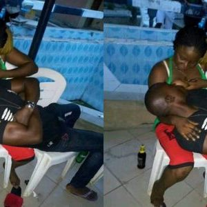 SEE PHOTOS: Boyfriend Gets 'Drunk' On Breast Milk While At A Bar With His Girlfriend