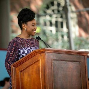 Chimamanda Ngozi Adichie Honoured With 2019 Everett M. Rogers Award