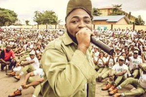Singer Davido Blasts Troll Over NYSC Comment