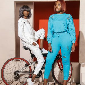 "Actress Ebube Nwagbo Launched Her Clothing Line ""PoshedUp"" (PHOTOS)"