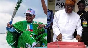 INEC Declares Gboyega Oyetola Winner Of Osun Governorship Election