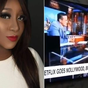 Genevieve Nnaji Is My Woman Crush, Says Ini Edo After CNN Interviewed Her (Video)