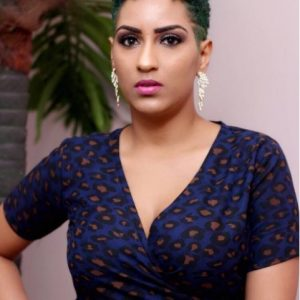 I Use To Sleep On The Floor As A Refugee, Says Actress Juliet Ibrahim