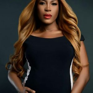 PHOTOS: Linda Ikeji Looking Stunning in Maternity Shoot