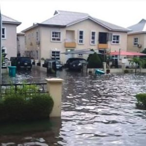 PHOTOS: Residents Of Lagos Lament Over Loss Of Valuables Worth Millions Naira To Flood
