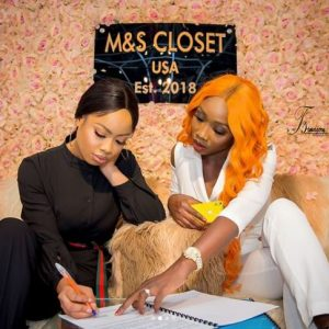 Reality Star, Nina Bags More Deals After Being Dumped By Miracle (Photos)