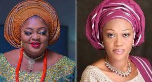 Senator Oluremi Tinubu Is My Godmother, Says Actress Eniola Badmus