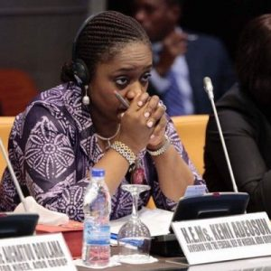 Reason I Resigned As Finance Minister, Kemi Adeosun Finally Opens Up