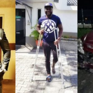 Nigerian Singer Djinee Gives Update On Recovery After Auto Crash Last Month