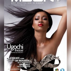 MBGN World 2017 Ugochi Ihezue Dazzles On VL Magazine