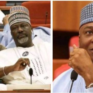Bukola Saraki, Murray-Bruce, Melaye Drag IG To Court, Demand N500m