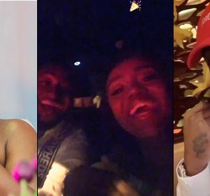Photos: Chioma 'Assurance' Spotted With Davido Amidst Break-Up Rumors