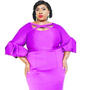 Nollywood Actress, Ifeoma Okeke Vows Never To Fall In Love, Says It Is Not Worth It