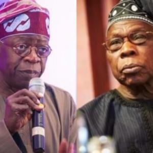 I Don't Understand Tinubu's Position In APC, Says Former Pres. Obasanjo