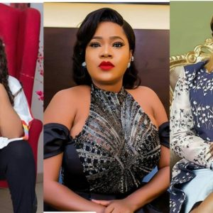 Except Funke Akindele And Toyin Abraham Feeds Off Their Talent, Says Actress Nkechi Blessing