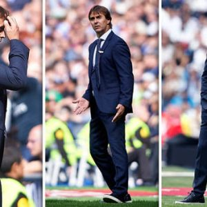 BREAKING: Real Madrid Sack Julen Lopetegui After Barcelona Thrashing…