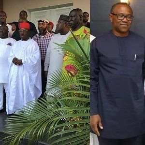 2019: We Were Not Consulted On Peter Obi's Selection As Atiku's Running Mate, PDP South East Leaders