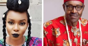 Why Are Our Leaders So Heartless, Singer Yemi Alade Ask President Buhari