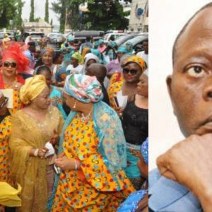 2019: Nude Women Vow To Go Naked In Protest Against Oshiomhole