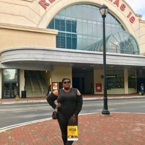 Photos: Nollywood Actress, Eniola Badmus Vacations In Atlanta, Georgia