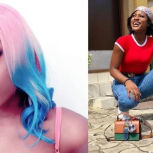 Davido's Girlfriend, Chioma Reacts To Non-Smiling Video With Alex