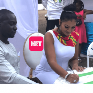 Ghanaian Actor Chris Attoh Remarries Privately