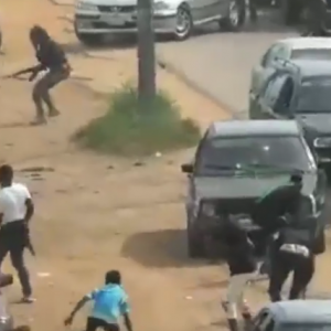 See Video: From The Clash Between Nigerian Army Officers And Shi'ite Members In FTC