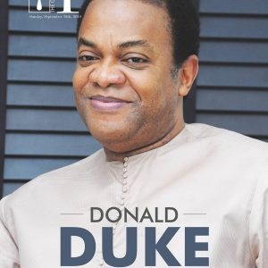 Presidential Aspirant, Donald Duke Covers Guardian Life Magazine's Latest Edition