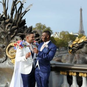 Photos: Gay Couple Go Viral Due To Their Beautiful Wedding Photos