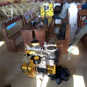 Photos: Anambra Village School Children Made Generator That Runs On Water