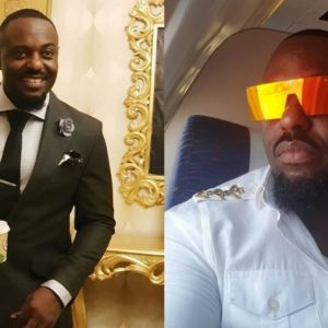 Nollywood Actor, Jim Iyke Attacks Man Who Says He's Suffering From Insecurity