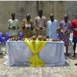 Suspects Confess 31 Human Heads And Vital Body Parts Recovered In Kwara State