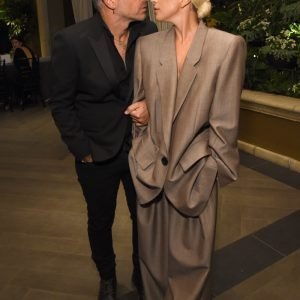 Music Star Turned Actress Lady Gaga Confirms Engagement, Explains Why She Wore Oversize Suit