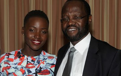 Slay Queen Sends lupita Nyongos Dad Nude Picture And