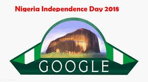 Google Celebrates Nigeria's Birthday Today…
