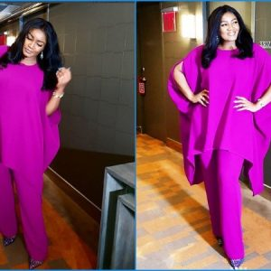 UN Honors Actress Omotola Jalade As One Of The Most Influential People From Africa