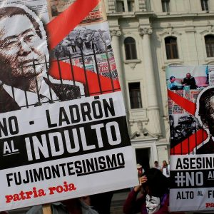 "Peru's Ex-President Send Me Back In Jail Would Be A ""Death Sentence"""